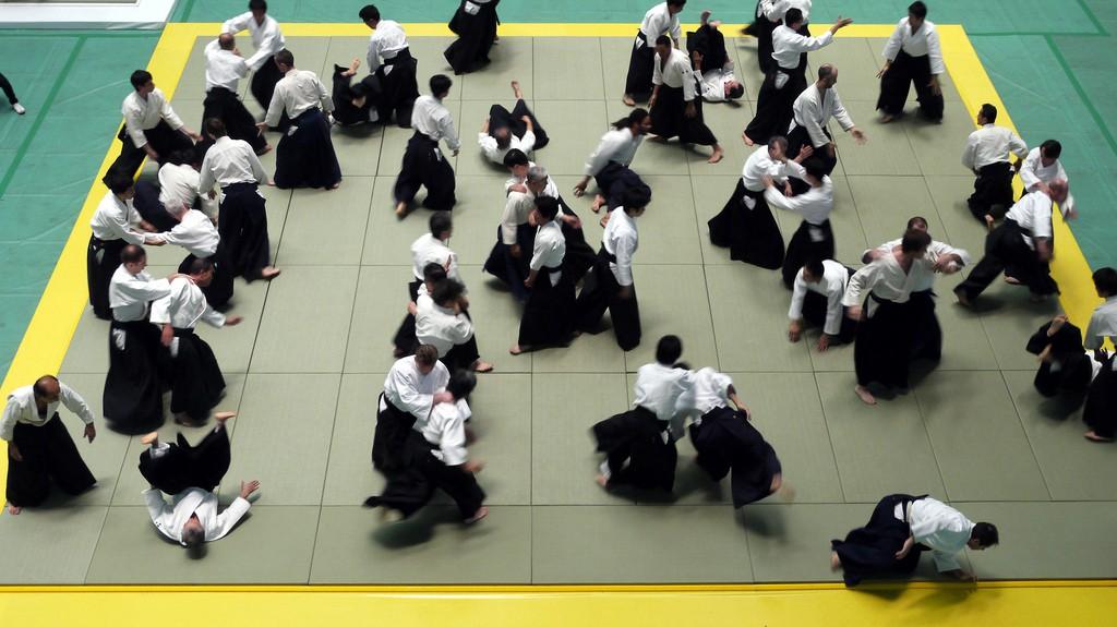About Aikido – Southland Aikido