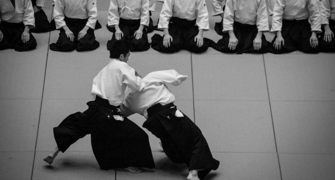 Waka Sensei Southland Aikido Los Angeles