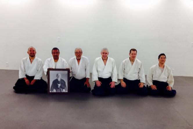Day One at Southland Aikido