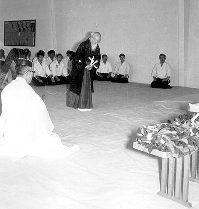 Aikido Etiquette 3