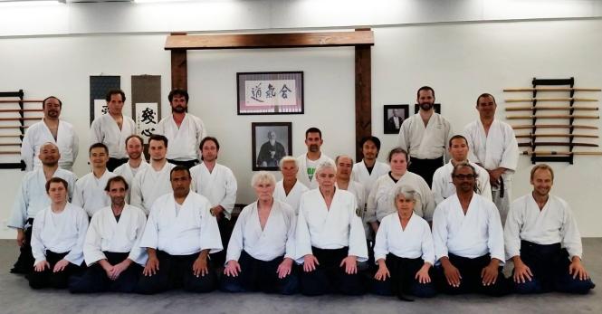 Harvey Seminar Group Pic 2016